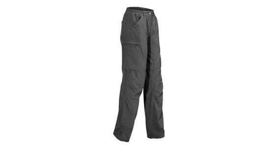 VAUDE Women's Farley ZO Pants III anthracite